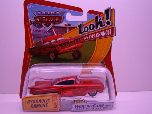 CARS Lenticular Hydraulic RaMONE