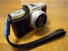 Olympus E-P1 Case
