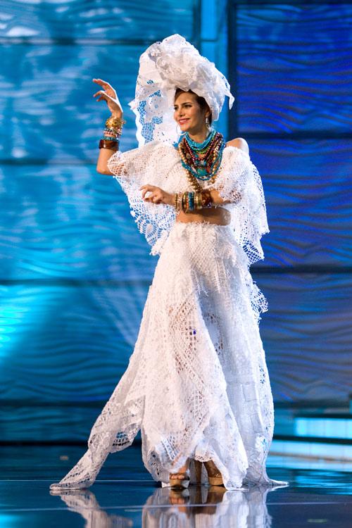 Traje Típico de Miss Brasil