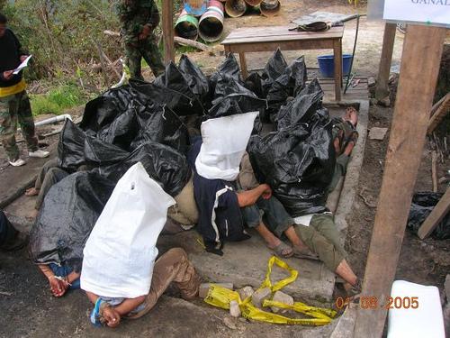 Abusos del estado peruano y minera Majaz.