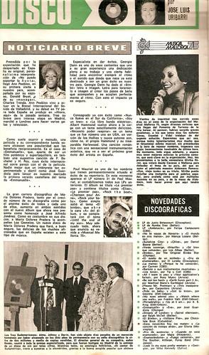 revista hola 1975