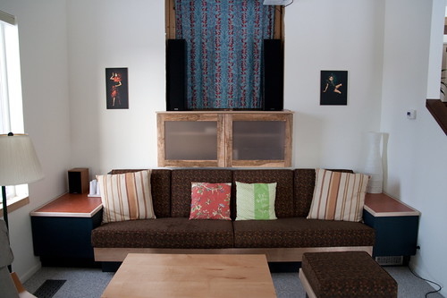 build living room furniture matching chairs for built in diary of a vermont eco builder