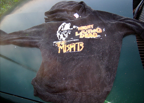 20090705 - X-Day - GEDC0349 - Carolyn's Misfits jacket - please click through to leave a comment on FlickR