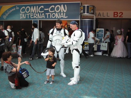 Comic-Con 2009 Day 02 - 06
