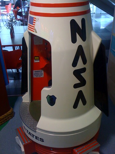 NASA Jet