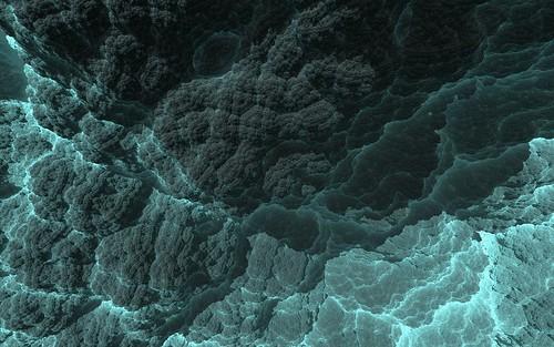 Kaleidoscopic IFS Fractal