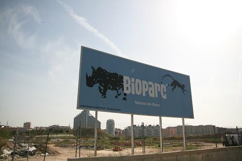 Bioparc Sign