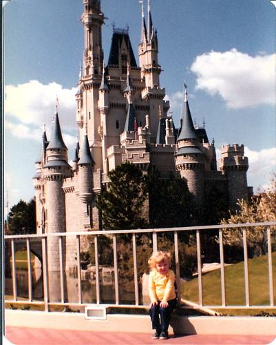 Lisa in Disney! by you.