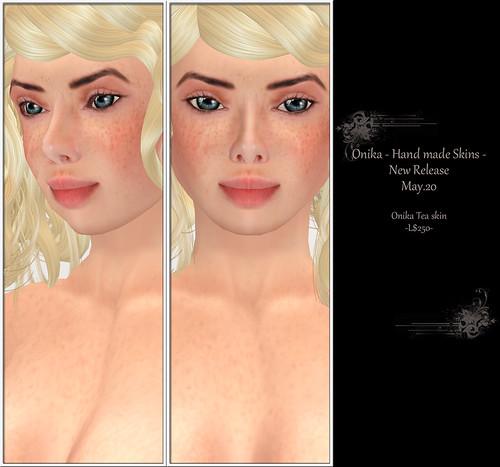 100521 100521 Onika - Hand made Skins -001