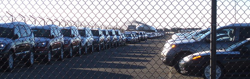 KIA Inventory on Naval Base Ventura County