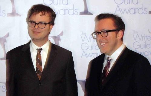 Rainn Wilson & Aaron Lee