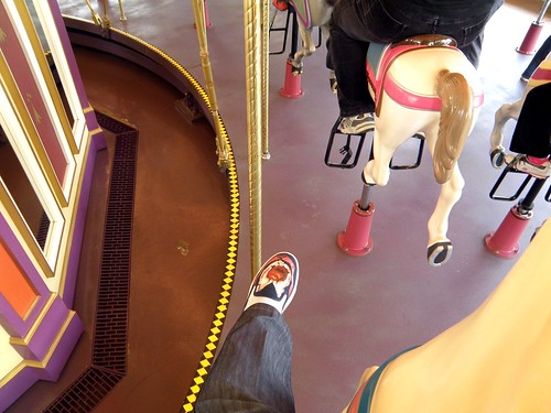 twilight shoes in the carousel