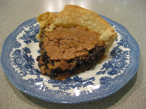 Pioneer Vinegar Pie Recipe — Dishmaps