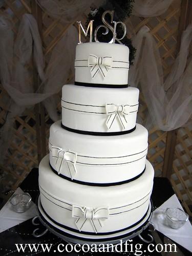 3348757075 5b2ae279a6 Baú de ideias: Decoração de casamento preto e branco