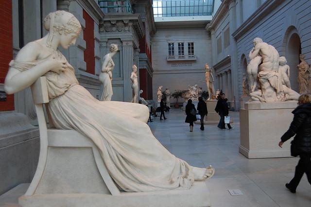 European Sculpture Hall