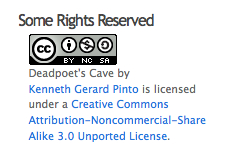 CC-SG Adopter: Deadpoet's Cave