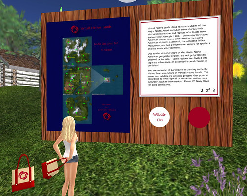 Virtual lands