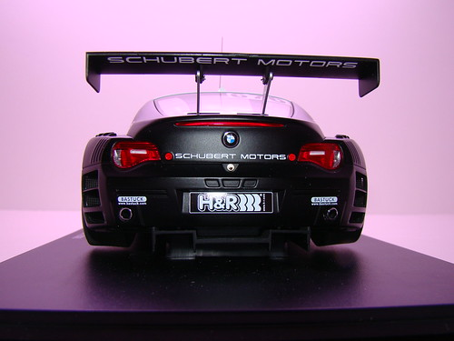 AA BMW Z4 Coup Team Schubert 2006 (3)