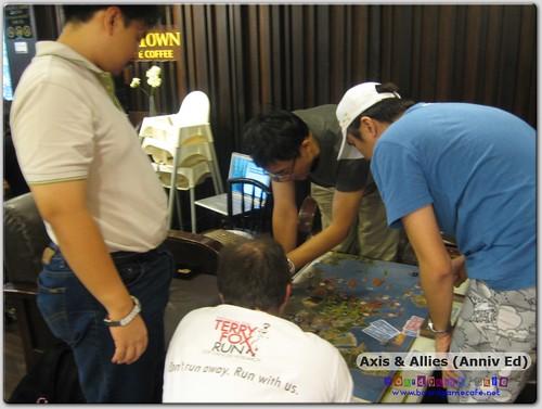 BGC Meetup - Axis & Allies (Anniv Ed)