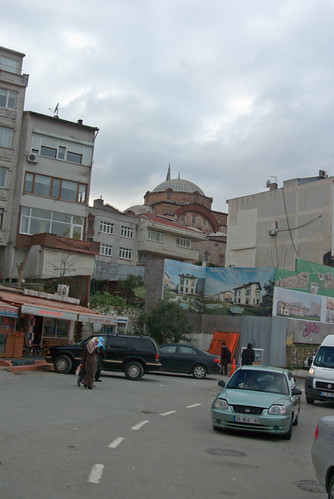 Rumi Mehmet Paşa Mosque, üsküdar, istanbul, pentax k10d