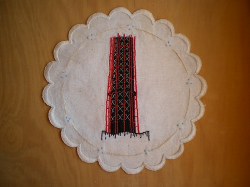 citylink tower doily 2009