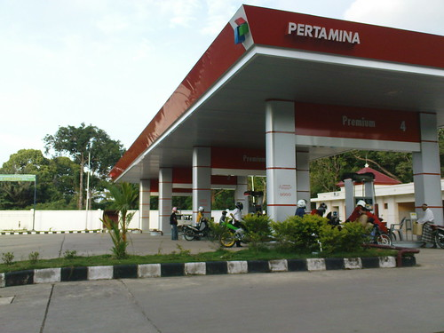 Pertamina Retail Dealer at Kotabaru