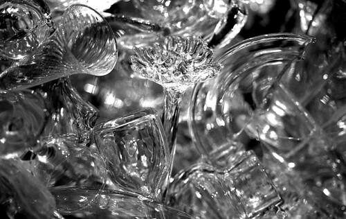 Museum — Glass Art. (Kodak T-Max 400. Nikon F100. Epson V500.)