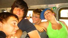 Danny, Ben, Foster & Rheannon