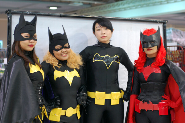 Guest Post: Tales from the Batcave MCC Batgirls