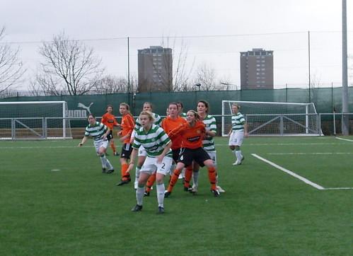 Glasgow City attack