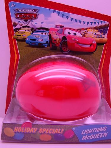 2009 Disney CARS Easter Eggs