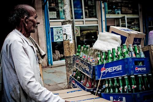El hombre de Pepsi