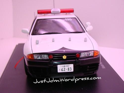 AA Skyline R32 Police (2)