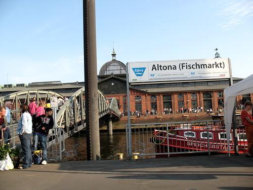 Altona Fischmarkt