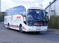Stotts Coaches, Milnsbridge , Huddersfield SC0...