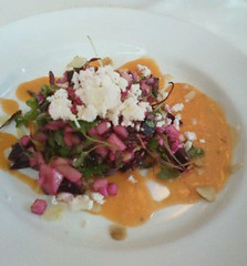 beet-apple salad