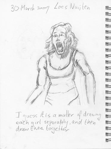 Loes Nuijten - sketch 3