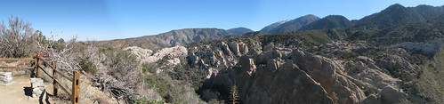 Devil's Punchbowl Panorama 01
