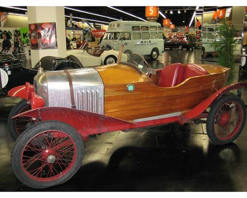 Amilcar CS 1922 Skiff