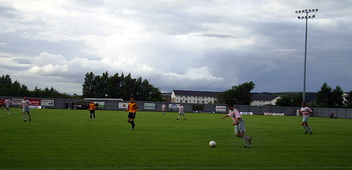 Dumbarton vs. Partick Thistle