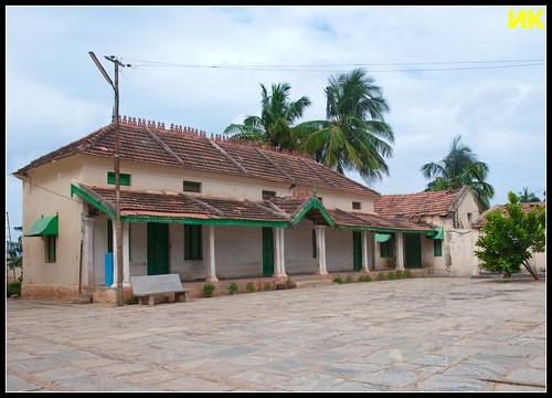 Sir MV's house in Muddenahalli