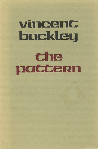 Collected Poems by Vincent Buckley (5/5)