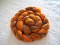 Orange Merino
