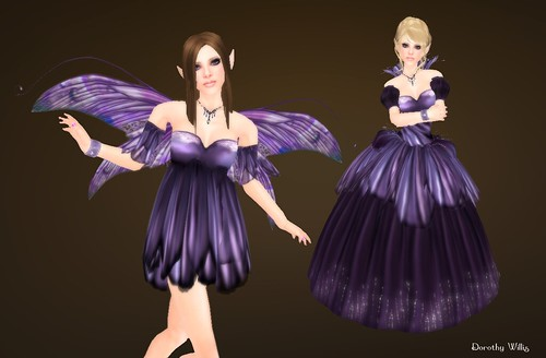 *Evie's Closet* RFL Aventine Gown