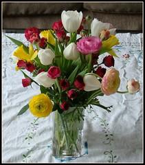 Spring Bouquet 032909
