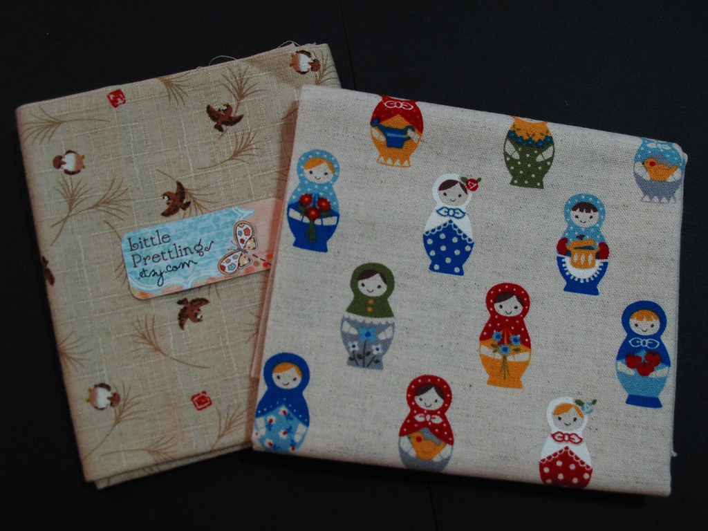 Japan Import - Birds and Russian Dolls
