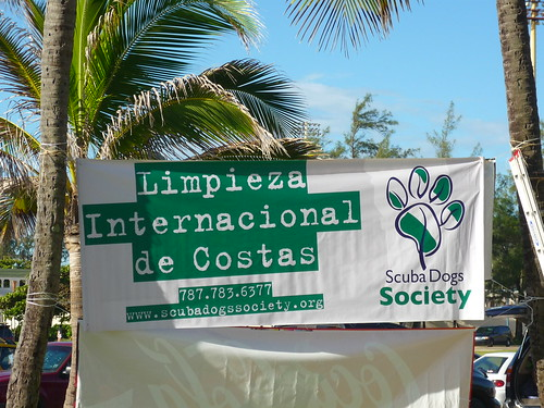 International Cleanup day in San Juan