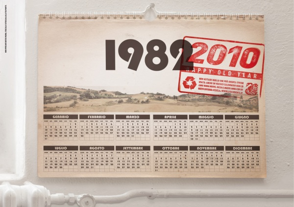 Even an old calendar becomes new again every 28 years