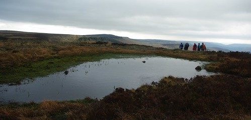 20110320-27_Moorland Pool on Stanage Edge by gary.hadden
