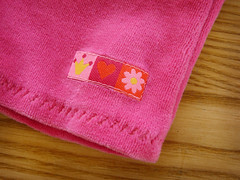 Vilkas in pink - detail